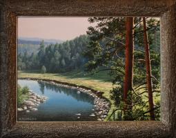 Michael Besedin. TARA river (South URALS)