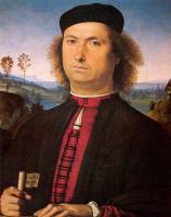 Пьетро Ваннуччи. Мужской портрет