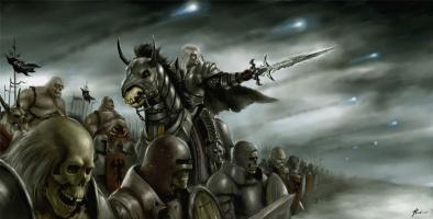 Бейли Рен. Армия вечности
