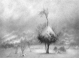 Гурам Николаевич Доленджашвили. Туман в Имеретии