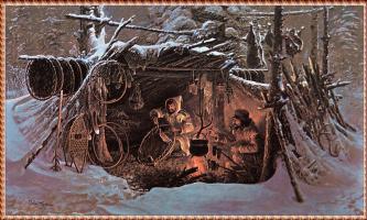 Джон Клаймер. Зимний лагерь
