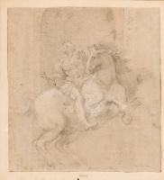 Джованни Лоренцо Бернини. Император Константин на коне