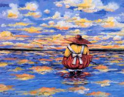 Джонатан Грин. Рыбалка во время прилива