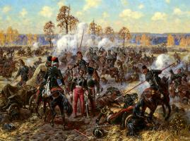 The capture of General Tyszkiewicz