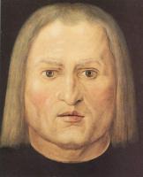 Альбрехт Дюрер. Голова мужчины