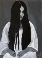 Nikita Chugunov. The Bride (as inspired by Japanese movies)