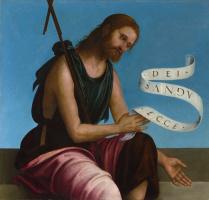 Лоренцо Коста. Святой Иоанн Креститель
