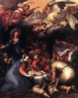 Абрахам Блумарт. Поклонение пастухов