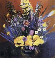 Мартирос Сергеевич Сарьян. Цветы Армении (Полевые цветы)