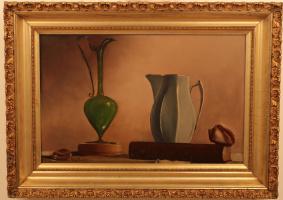 Гарри Уилсон Вотраус. Кувшин, ваза и ракушки
