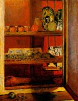 Pierre Bonnard. Red Cabinet