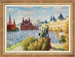 Igor Razzhivin. Москва. 870 лет