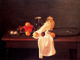 Андре Дерен. Натюрморт с апельсинами