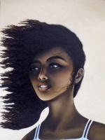 Alex Visiroff. Знойная девушка Африки