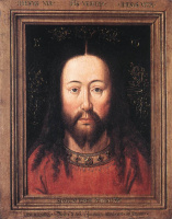 Ян ван Эйк. Портрет Христа