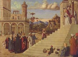 Джованни Баттиста Чима да Конельяно. Введение в храм