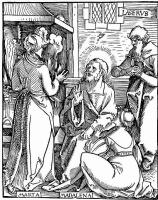 Ханс Бальдунг. Христос с Марией Магдалиной