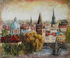 Алина Галкина. Прага