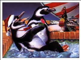 Стэн Ваттс. Пингвины