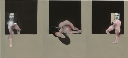 Francis Bacon. Triptych