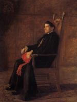 Томас Икинс. Портрет кардинала Себастьяна Мартинелли