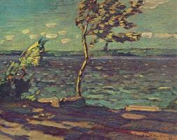 Джеймс Эдуард Херви Макдональд. Маленькое озеро
