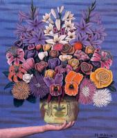 Хигинио Маллебрера. Букет цветов