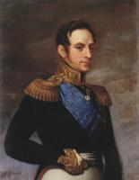 Василий Андреевич Тропинин. Портрет Николая I