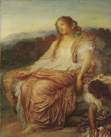 George Frederick Watts. Ariadna