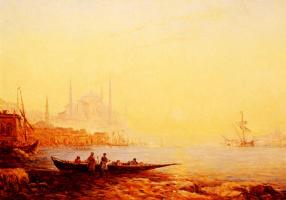 Феликс Зием. Константинополь