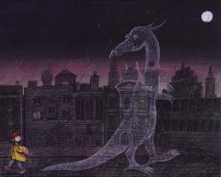 Питер Сис. Невидимый дракон