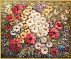Евгений Квавадзе. Цветы