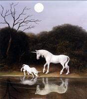 Дэвид Жан. Белые единороги