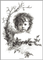 Томас Наст. 04 Ребенок Христос просто превосходный