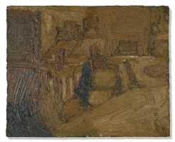 Frank Auerbach. Construction of the Sainte-Pancrase, summer