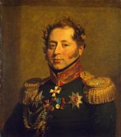 Джордж Доу. Портрет Николая Михайловича Бороздина