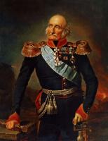 Франц Крюгер. Портрет князя П. Х. Витгенштейна