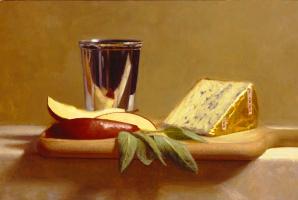 Патриция Уотвуд. Голубой сыр и серебряный кубок