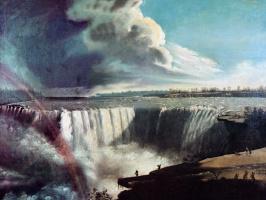 Сэмюэл Мурс. Ниагарский водопад