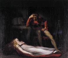 Иоганн Генрих Фюссли. Сюжет 1