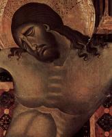 Ченни ди Пепо Чимабуэ. Фигура Христа