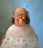 Джордж Кондо. The Clown