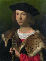Итальянский. Портрет молодого человека