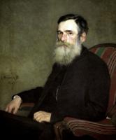 Пал Синьеи-Мерше. Портрет отца художника
