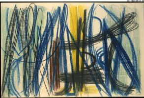 Hans Hartung. Untitled