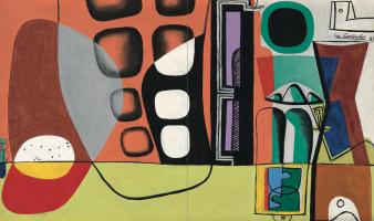 Le Corbusier. Annibal Simla