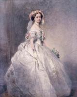 Франц Ксавер Винтерхальтер. Принцесса Алиса, позже Великая герцогиня Гессенская