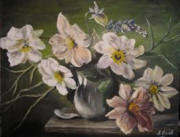 Alexander Valerievich Orlov. Flowers