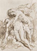 Peter Paul Rubens. The Death Of Adonis
