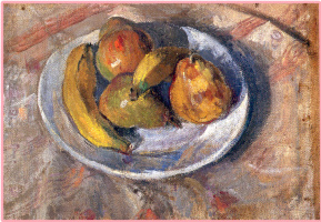 Пер Даура. Натюрморт с бананом